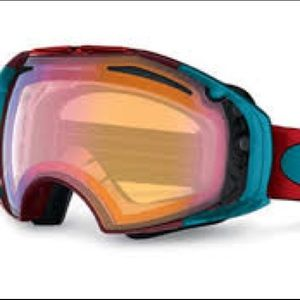 Oakley Seth Morrison Airbrake Snow Goggle